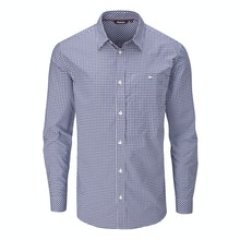 Twilight Blue Gingham