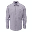 View Newtown Shirt - Darkest Purple Gingham