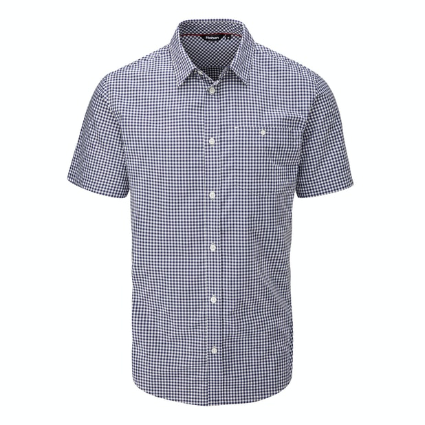 Newtown Shirt  - Smart, crease-resistant, quick-drying travel shirt.