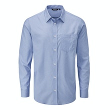 Pacific Blue Oxford
