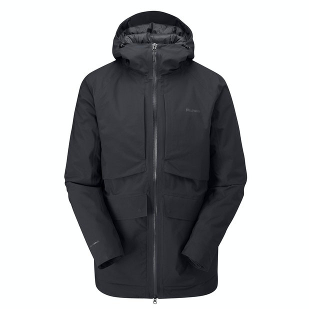 Husavik Jacket - Ultimate cold-weather waterproof jacket with Thindown™ technology.