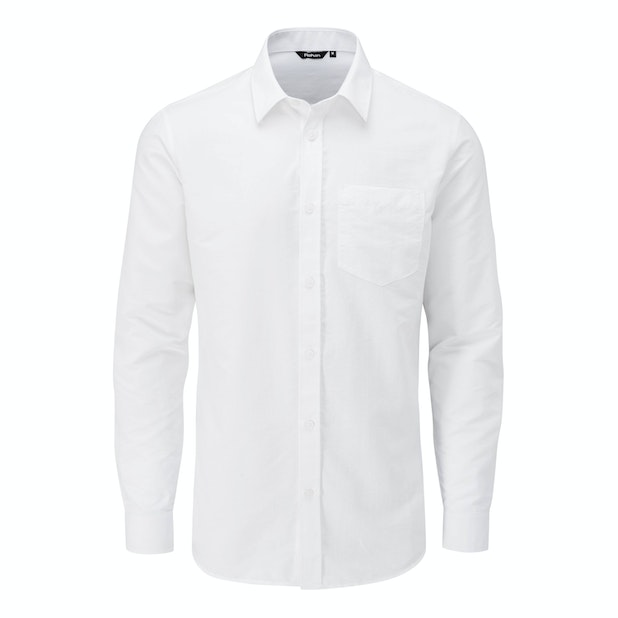 Journey Shirt - Trim fit, classic shirt for business travel and commuting.