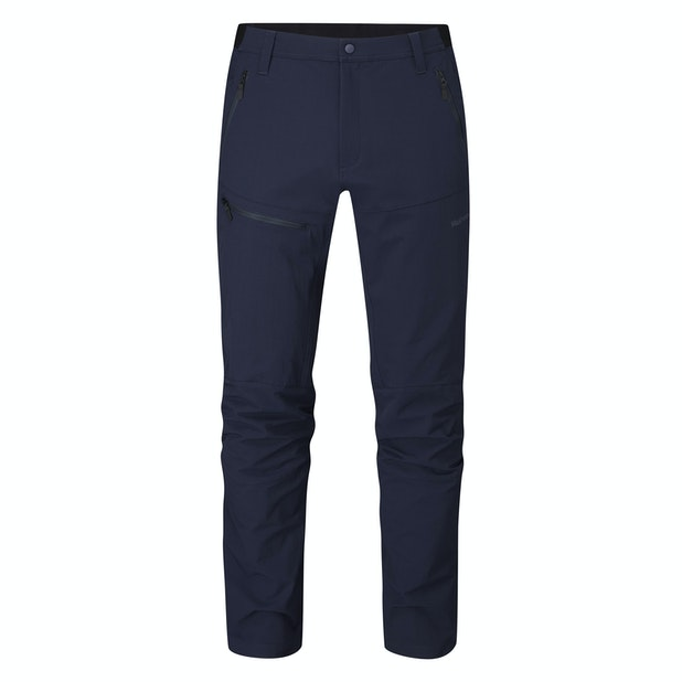 Traverse Trousers  - Trekking trousers with ample stretch and minimalist design.