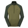 Men's Latitude Zip Neck Top - Alternative View 1