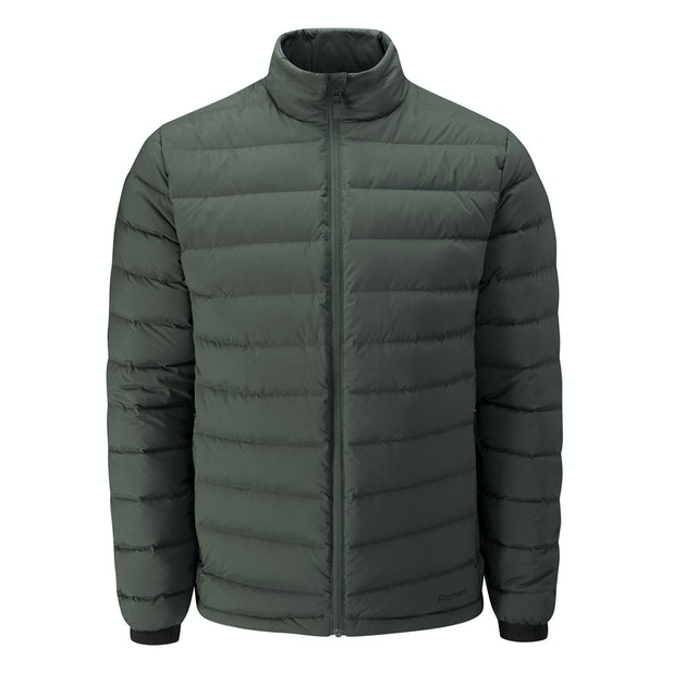 Downtown Jacket  - Down jacket with excellent warmth to weight ratio.