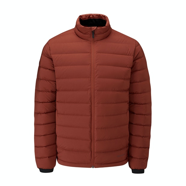 Men's Downtown Jacket - Down jacket with excellent warmth to weight ratio.