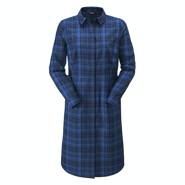 Homestead Shirt Dress  - Classic shirt dress with Thermocore™ technology.