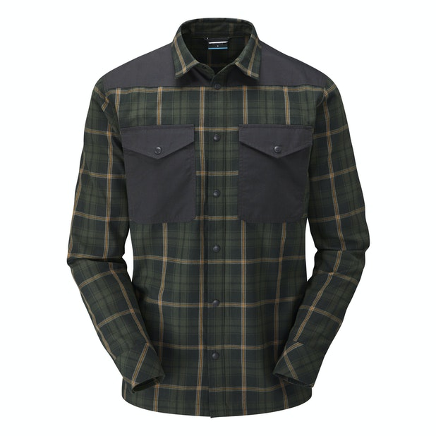 Hudson Shirt  - Classic rugged outdoor shirt for colder climates.