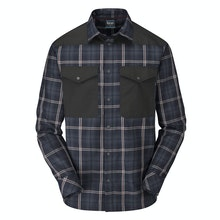 Classic rugged outdoor shirt for colder climates.