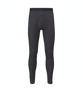 Merino union 200 Leggings Men's, Dark Charcoal Marl