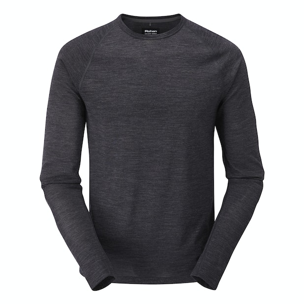 Merino Union 150 Crew - High-wicking, temperature regulating base layer crew.