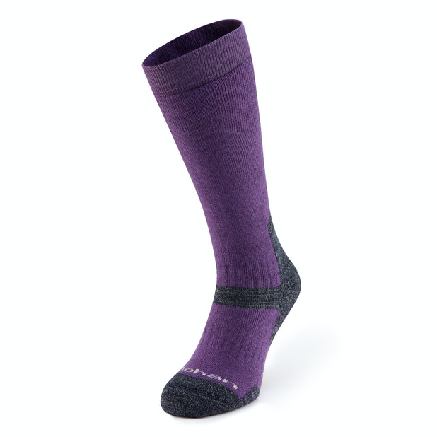 Summit Sock Long - High-performing, supportive, long trekking socks.