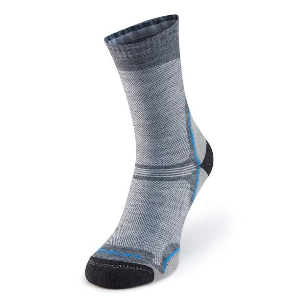 Explorer Socks  - Supportive, breathable socks for warm-weather trekking.