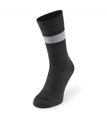 Alltime Socks Men's, Charcoal Marl