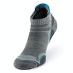 View Pathway Socks - Mid Grey Marl
