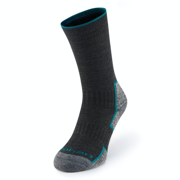 Ascent Socks  - Warm, quick-drying, supportive trekking socks.