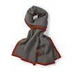 Viewing Faroe Scarf - Unisex merino-blend scarf for active outdoor use.