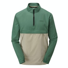 A classic reborn - the Goa Top is a lightweight, packable, softshell overhead.