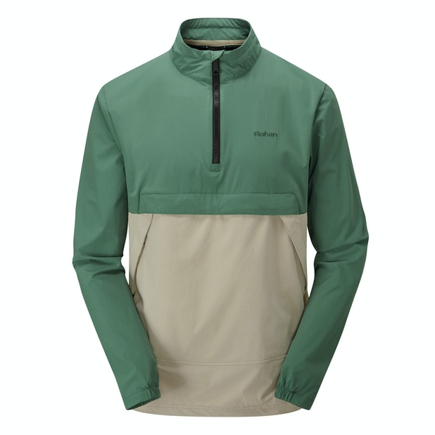 Goa Top  - A classic reborn – the Goa Top is a lightweight, packable, softshell overhead.