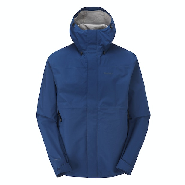 Ridge Jacket  - A lightweight men's waterproof jacket that's big on breathability.