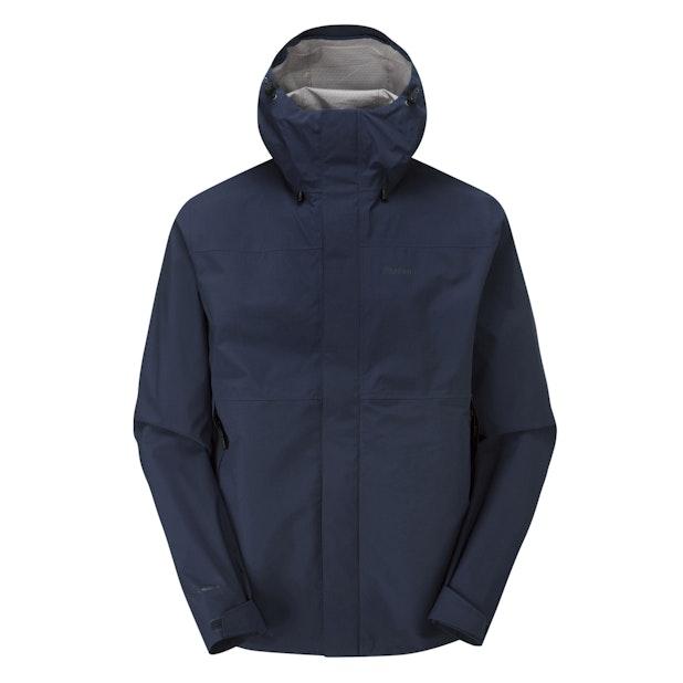 Ridge Jacket  - A lightweight men's waterproof jacket that's big on breathability.