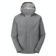 A lightweight men's waterproof jacket that's big on breathability.