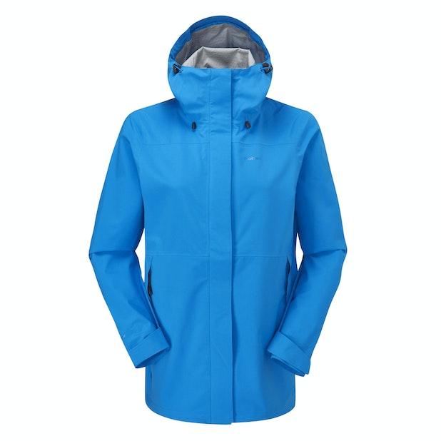 Ridge Jacket  - A women's rain jacket that's ultra-waterproof with added breathability.