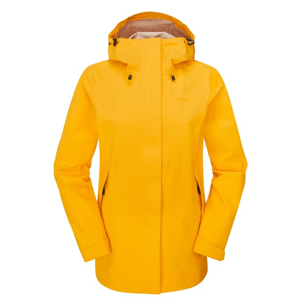 Ridge Jacket  - A women's rain jacket that's ultra-waterproof with added breathability.
