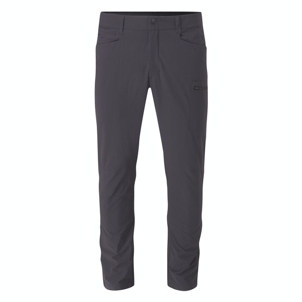 Lowland Trousers  - Stretchy, lightweight and protective hiking trousers.