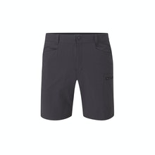 Stretchy, lightweight, durable shorts for warm-weather trekking.