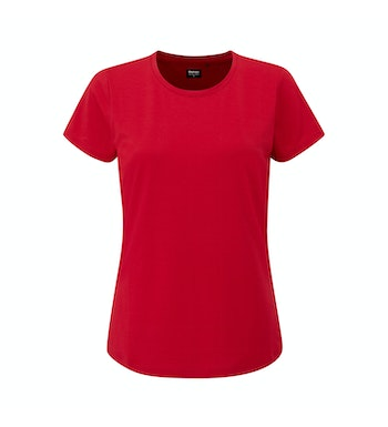 High-wicking, antimicrobial T that doubles as a base layer.