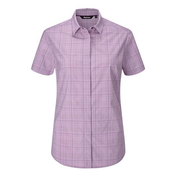 Wayfarer Shirt - Soft, stretchy short-sleeved shirt for trekking and hillwalking.