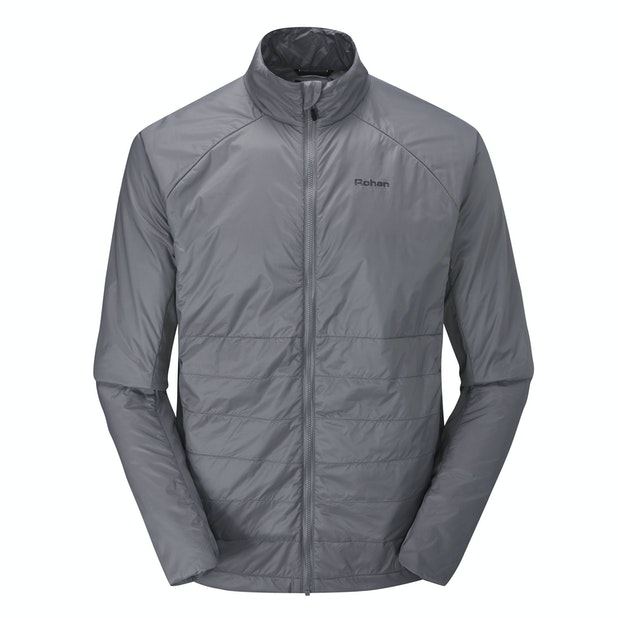 Fuse Jacket  - Lightweight and highly packable insulated jacket.