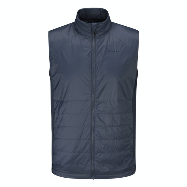 Fuse Vest  - Ultra compact insulated vest for core warmth.