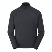Lightweight, brushed back top for cool conditions.