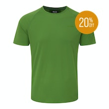 Extra fine, lightweight T for active days.