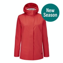 Fully windproof and water resistant jacket.