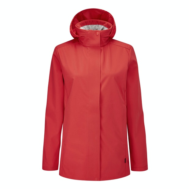 Plaza Jacket  - Fully windproof and water resistant jacket.