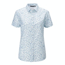 Comfortable summer shirt with hidden performance benefits.