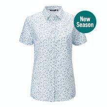 Comfortable summer shirt with hidden performance benefits.