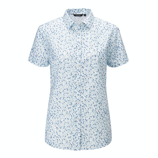 Worldwide Shirt - Comfortable summer shirt with hidden performance benefits.