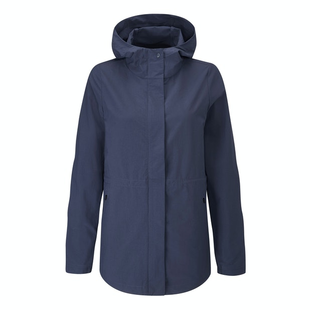 Avenue Jacket - Water resistant, lightweight and stretchy city jacket.