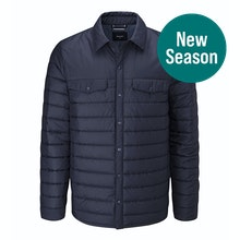 Lightweight, insulated, smart-casual city jacket.