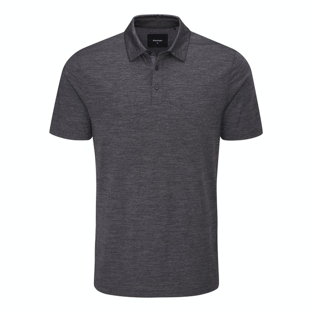 Merino Cool Polo  - Lightweight, soft, durable and naturally antimicrobial polo.
