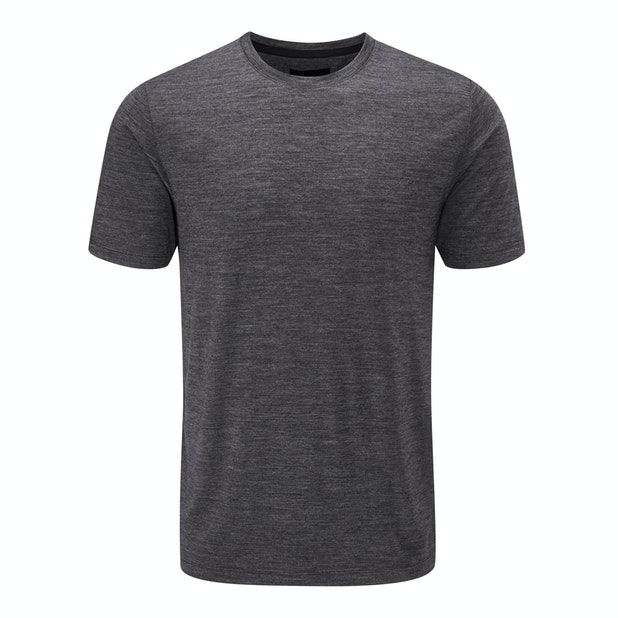 Merino Cool T  - Merino wool and lyocell blend jersey T.