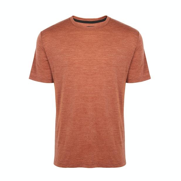 Merino Cool T  - Merino wool and lyocell blend jersey T.