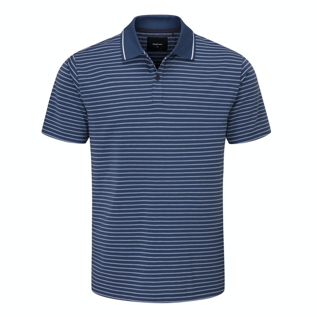 Shoreline Polo  - Stretchy, soft polo for casual everyday wear.