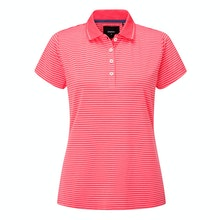Coral Pink Stripe