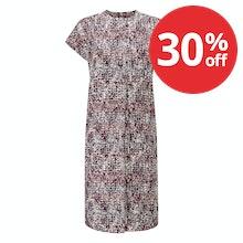 Ultra lightweight, cooling and versatile summer dress.