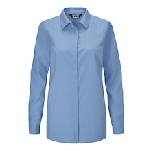 Soft, button up shirt with Insect Shield protection.